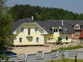 izgradnja hiše